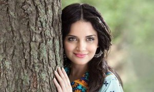 Armeena Khan raises her voice against child labour