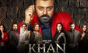 Noman Ijaz dares to be audacious with Geo's latest drama titled 'Khan'