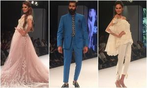 FPW Spring/Summer 2017 Day 2: Nida Azwer and Amato Couture leave the audience enthralled