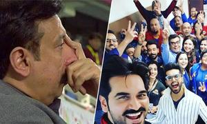 Spare a thought for Mr Fawad Rana