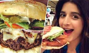 The 5 best burgers in Karachi