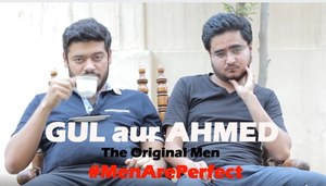 Because.. Men are perfect too!