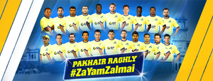 Pakistani celebrities congratulate Peshawar Zalmi on their win