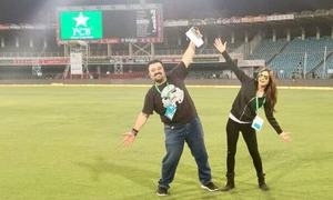 Ahmad Ali Butt & Ayesha Omar are all set to rock the PSL Final together in Lahore!