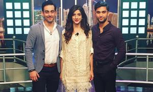Ahad Raza Mir & Bilal Khan make their entry in Sammi this week!