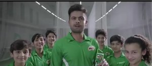 Ahmed Shahzad nails it with the latest Milo ad