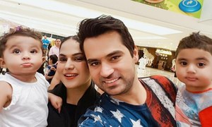 Veena Malik ends marriage & takes 'Khula' from Asad Khattak