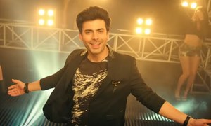 Is Fawad Khan making a comeback to music?