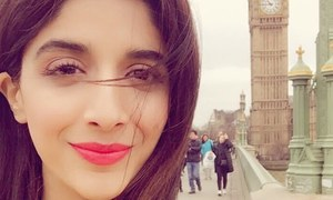 Mawra Hocane's London Trip Gives Us Serious Travel Goals