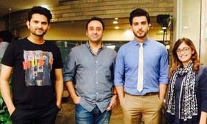 Wajahat Rauf pairs up with Imran Abbas for 'Yaar-e-Bewafa'