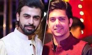 Goher and Farhan rock Abdullah Seja's mehendi with a Jal reunion!