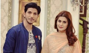 Mohsin Abbas Haider and Kubra Khan sing together and we're totally in love!