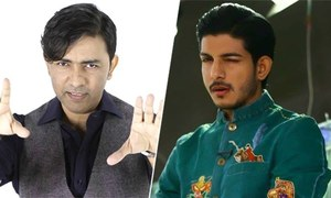 Sajjad Ali is all praises for Mohsin Abbas Haider