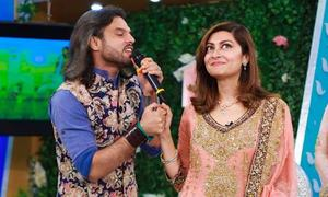 Jana Malik and Nouman Javaid part ways