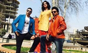 Saba Qamar to groove to Sukhbir's Tare Gin Gin in Hindi Medium