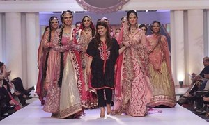 Bridal Couture Week shines tonight