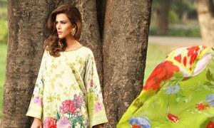 Nourhan personifies elegance with its regal look
