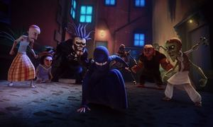 Burka Avenger Breaks New Ground: Series to Air in Indonesia