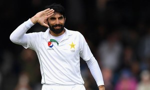 Cricket Diaries: The Misbah Way!!