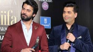 Karan Johar wants cinema to be exposed to talent like Fawad Khan