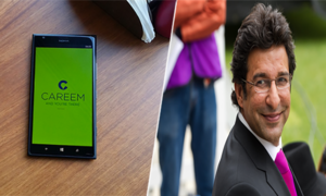 Careem appoints Wasim Akram as Honorary CEO