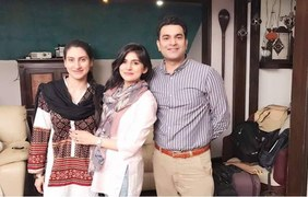 Sanam Baloch begins shooting for next project 'Istikhara'