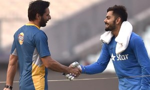 Lala Receives Heartwarming Farewell Gift From Virat & Team India