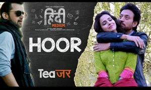 "Atif Aslam makes us fall in love with ""Hoor"""