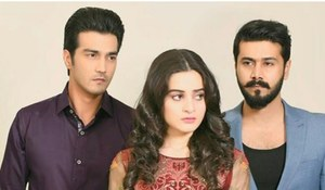 Aiman Khan Shines Bright In Khaali Haath