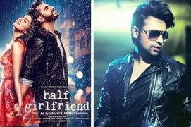 Farhan Saeed Weaves Magic For 'Half Girlfriend'