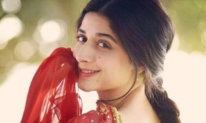Mawra Hocane Steals The Spotlight In Sammi