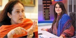 Jugnu Mohsin Replaces 'Khabarnak's' Host Ayesha Jahanzeb
