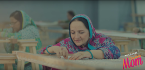 Khaadi pays tribute to mothers with a gift for the occasion