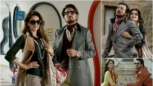 Saba Qamar was my first choice - Irrfan Khan