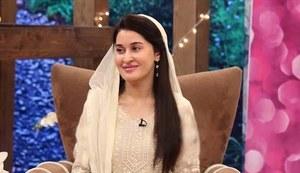 Shaista Lodhi to host 'Ittehad Ramzan Transmission' on A-Plus