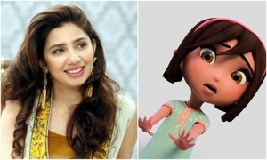 Mahira Khan and others offer advice on GEO's animated talk show