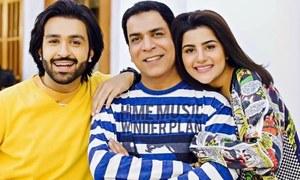 Sohai Ali Abro & Azfar Rehman pair up for Fahim Burney's next