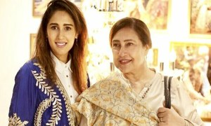 Mira Sethi & mother, Jugnu Mohsin team up to launch 'Souchaj'