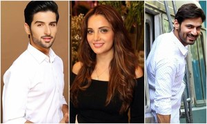 Muneeb Butt, Zahid Ahmed & Armeena Khan to star in 'Daldal'