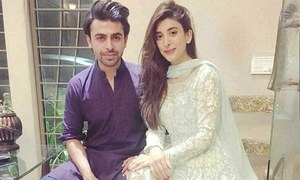 Urwa Hocane & Farhan Saeed return with Nadeem Baig's next