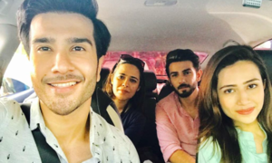 Feroze Khan & Sana Javed pair up for 'Khaani' & Mehreen Jabbar's next