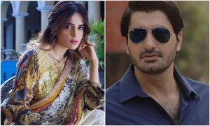 Sumbul Iqbal & Jibran pair up in 'Aik Thi Rania'