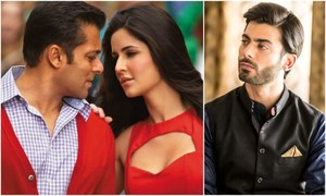 Did Salman Khan just replace Fawad Khan in Karan Johar's next?