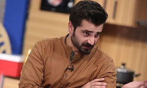Hamza Ali Abbasi is through doing Ramzan transmissions