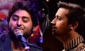 Atif Aslam and Arijit Singh collaborate for 'Sweetiee Weds NRI'