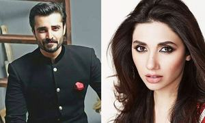 Mahira and Hamza won't be seen together in 'Maula Jutt'