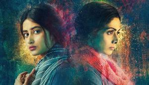 Exclusive look at Sajal Aly and Sridevi's intense 'Mom' poster