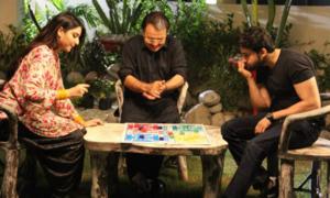 Exclusive behind-the-scenes of Ramsha Khan's Eid telefilm