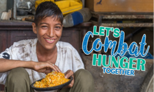 Adamjee Life's campaign #FillThePlate makes us believe that humanity still exists