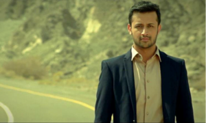 Atif Aslam is in Switzerland inspiring us. Here's how